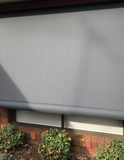 electric cafe blinds