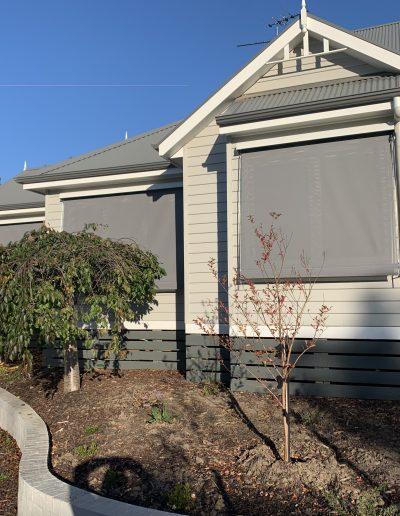 verandah shade blinds