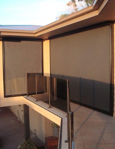 alfresco blinds cost