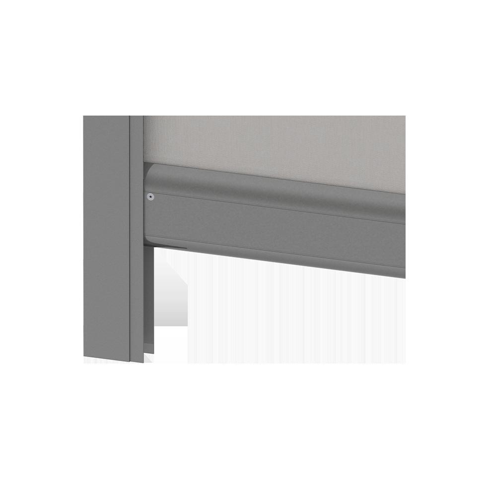 exterior solar blinds