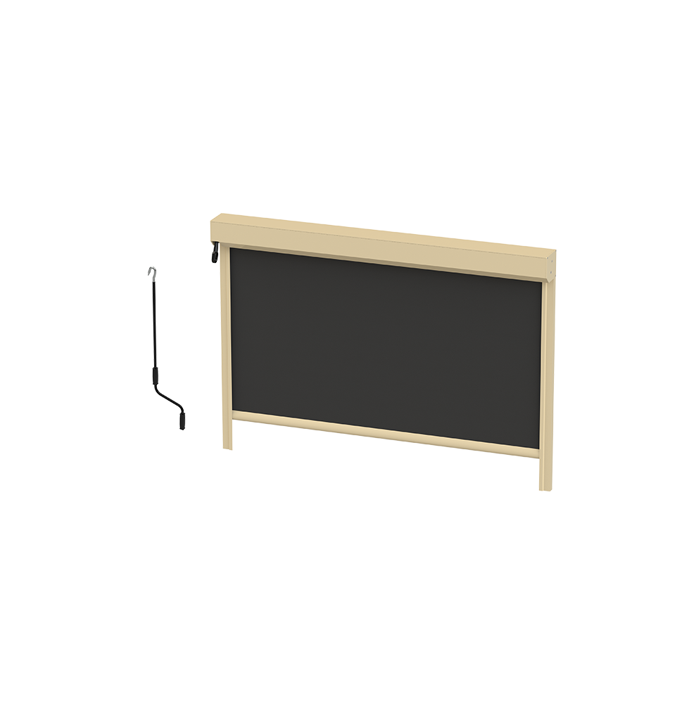 outdoor retractable blinds online