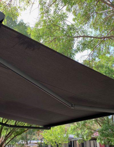 yard awning