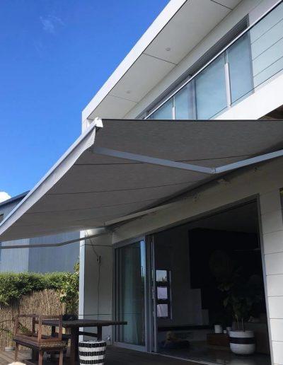 patio door awning