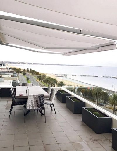 terrace awnings prices