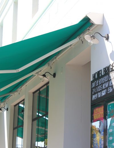 removable awning