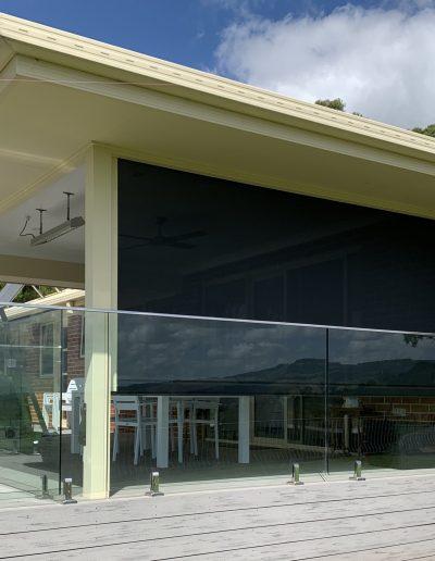 pvc roller blinds for balcony