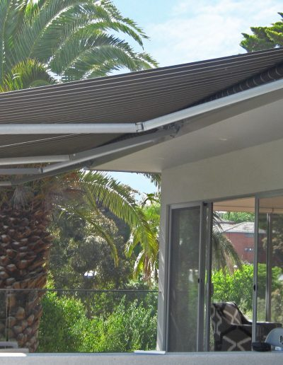 sun awnings for houses